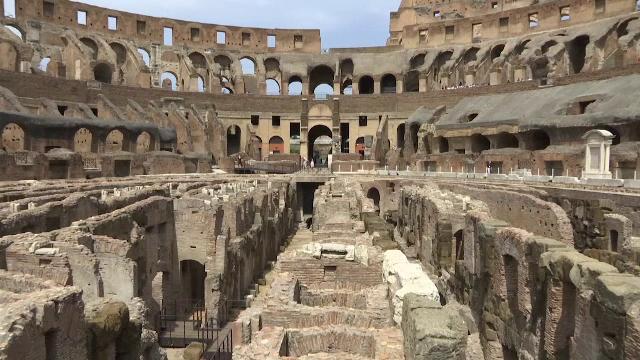 Pentru prima dată în istorie, Colosseumul își va dezvălui subsolurile. Ce vor putea vedea turiștii