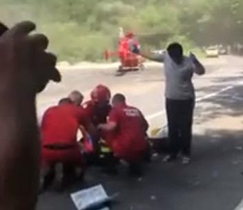 Accident grav pe Transalpina. Un motociclist a murit