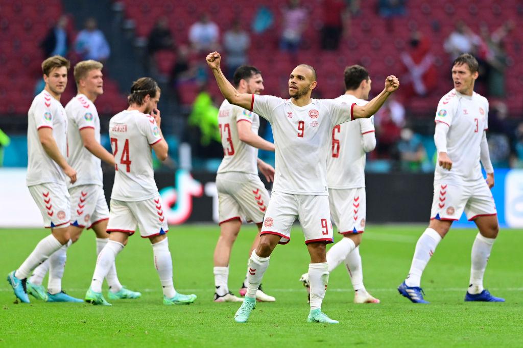 Danemarca - Ţara Galilor 4-0. Prima echipă calificată în sferturile EURO 2020