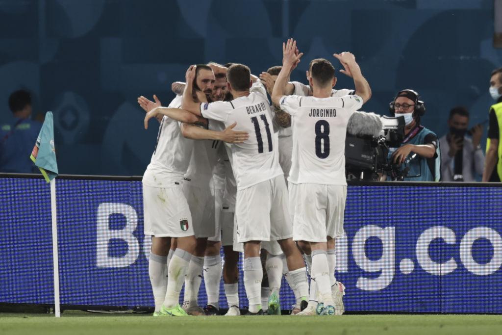 Italia a învins Austria după prelungiri (2-1) şi s-a calificat în sferturile EURO 2020