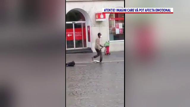 Doliu în Bavaria, după ce un migrant somalez a ucis trei oameni și a rănit grav alți cinci. Ce le-a spus atacatorul vecinilor