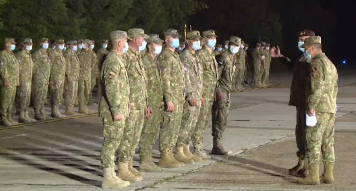 Ultimii militari români din Afganistan au ajuns în țară