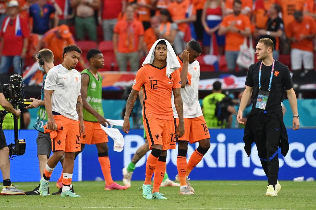 Țările de Jos - Cehia, 0-2. Olandezii, eliminați suprinzător de la EURO 2020