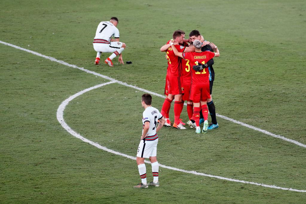Belgia - Portugalia, 1-0. Belgienii înving deținătoarea trofeului și se califică în sferturi