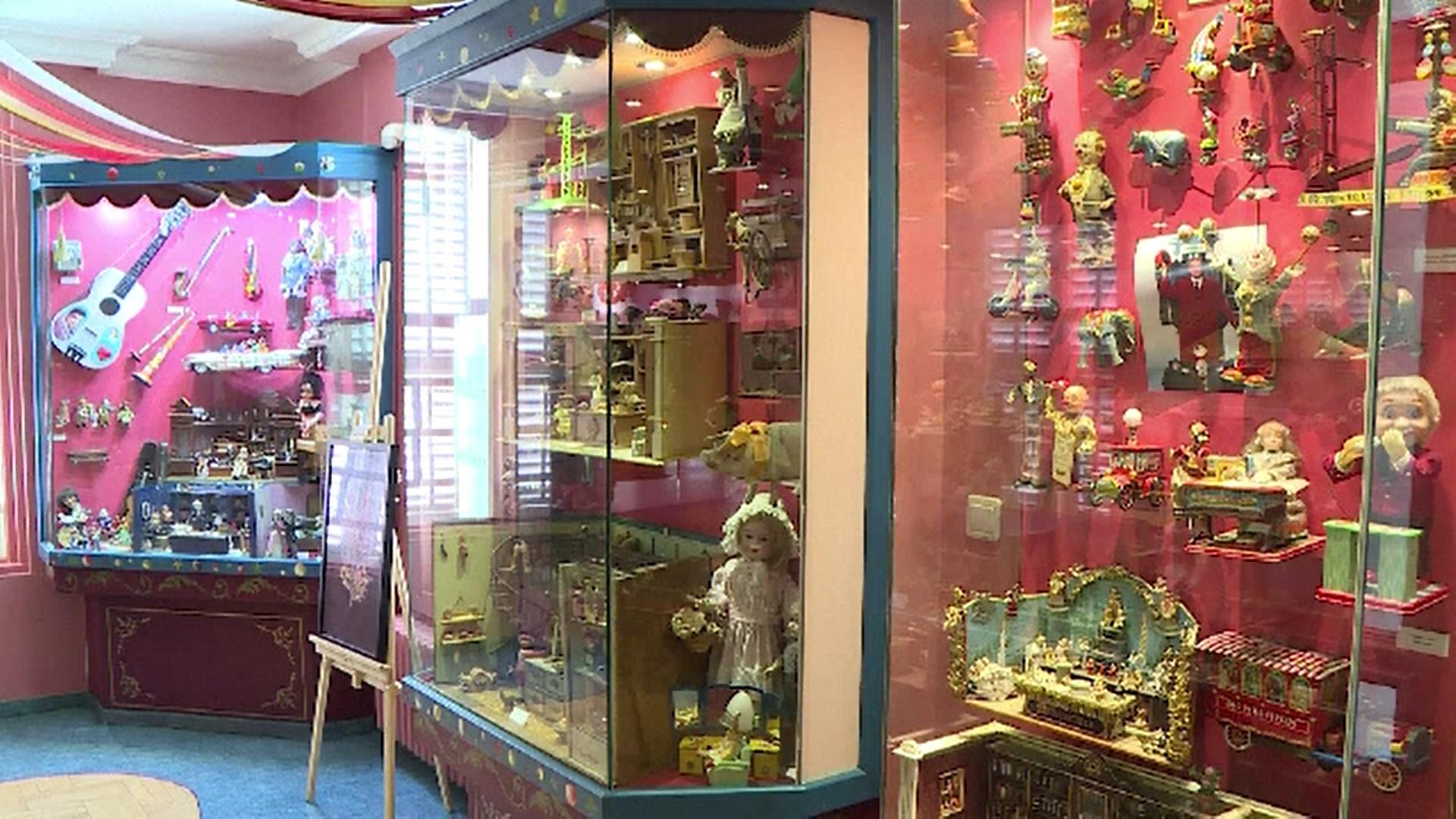 Video. Cum arată Muzeul Jucăriilor din Istanbul, ascuns într-o clădire istorică