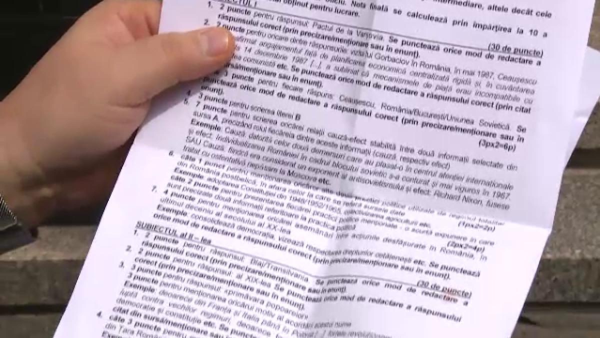 BAC 2021. Subiectele la Limba și literatura română, uman și real
