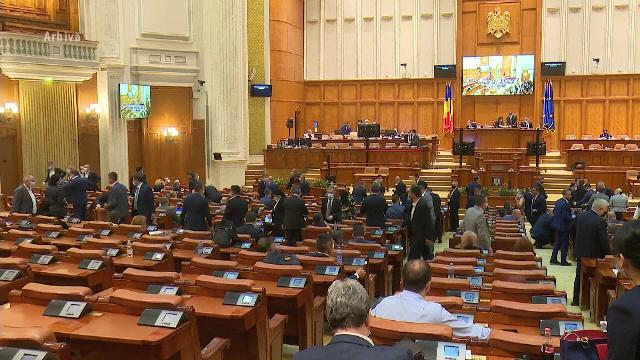 Cabinetul Florin Cîțu se confruntă cu prima moțiune de cenzură. Niciun parlamentar PNL nu va participa la vot
