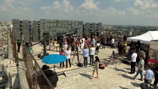 Concert Armin van Buuren la Palatul Parlamentului. A anunțat un show spectaculos pe 25 septembrie