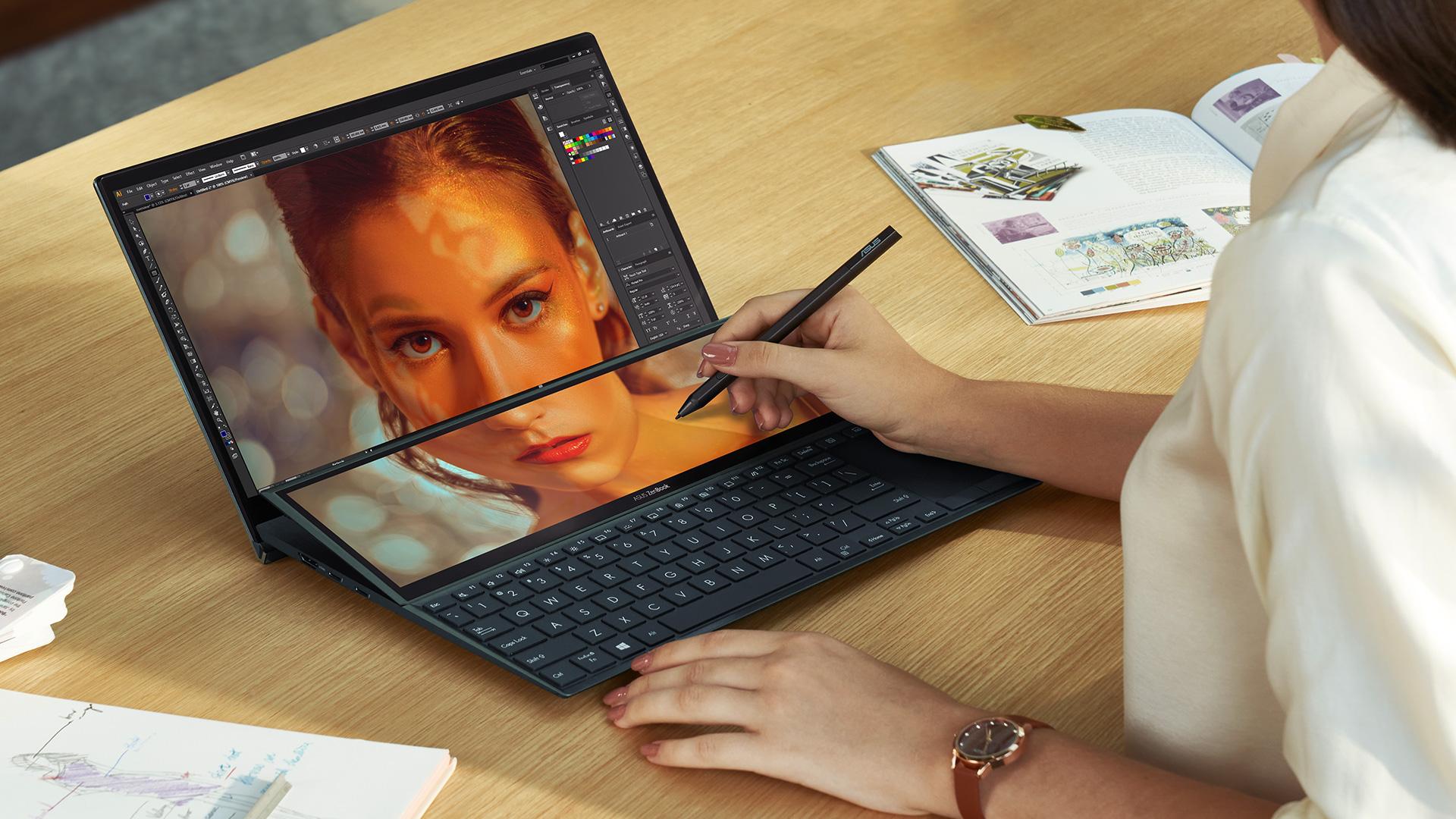 (P) Viața ca un concurs în care poți oricând suna un prieten: ZenBook