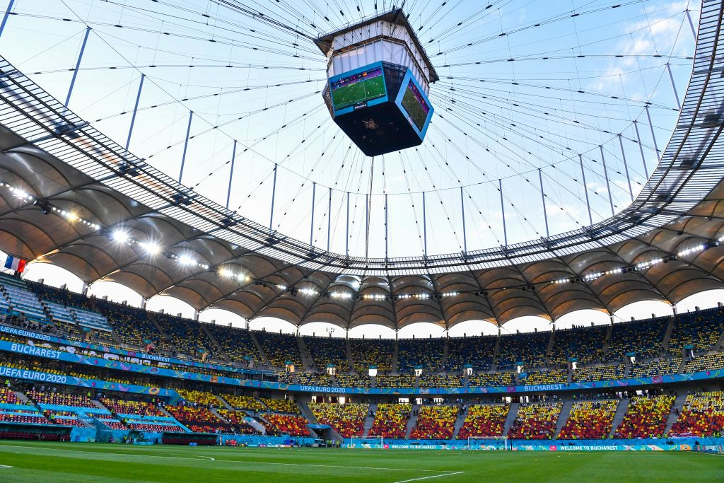 """""""Putem găzdui şi finala EURO 2020 la Bucureşti fără probleme"""". Reacția serii, după Franța - Elveția"""