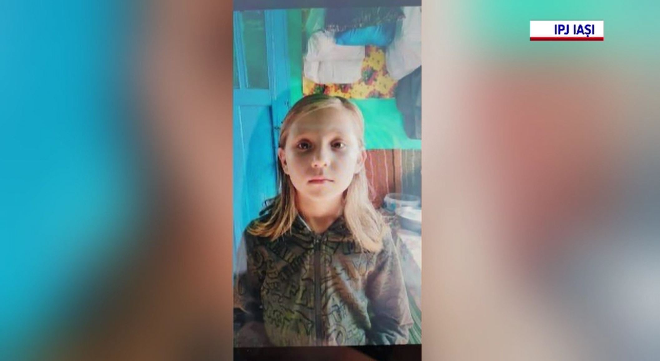 O fetiță de 8 ani a dispărut luni de acasă și a fost găsită marți într-o pădure din județul Iași