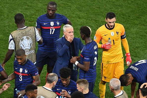 """EURO 2020. Reacția capitanului Franței și a selecționerului după meciul cu Elveția: """"Nu meritam mai mult"""""""