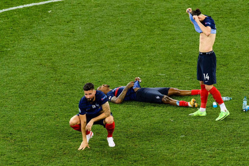 """Reacții dure în presa franceză după eliminarea campioanei mondiale de la EURO 2020: """"Anihilaţi, Distruşi, Devastaţi"""""""