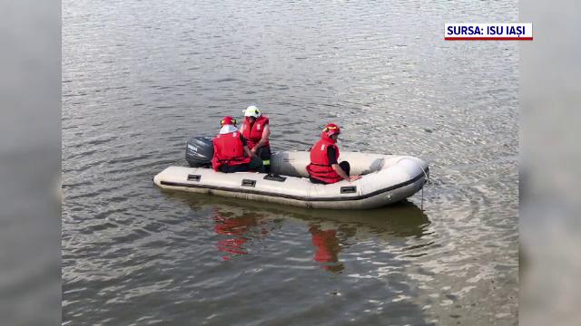 Doi adolescenți s-au înecat la scăldat, în județul Iași