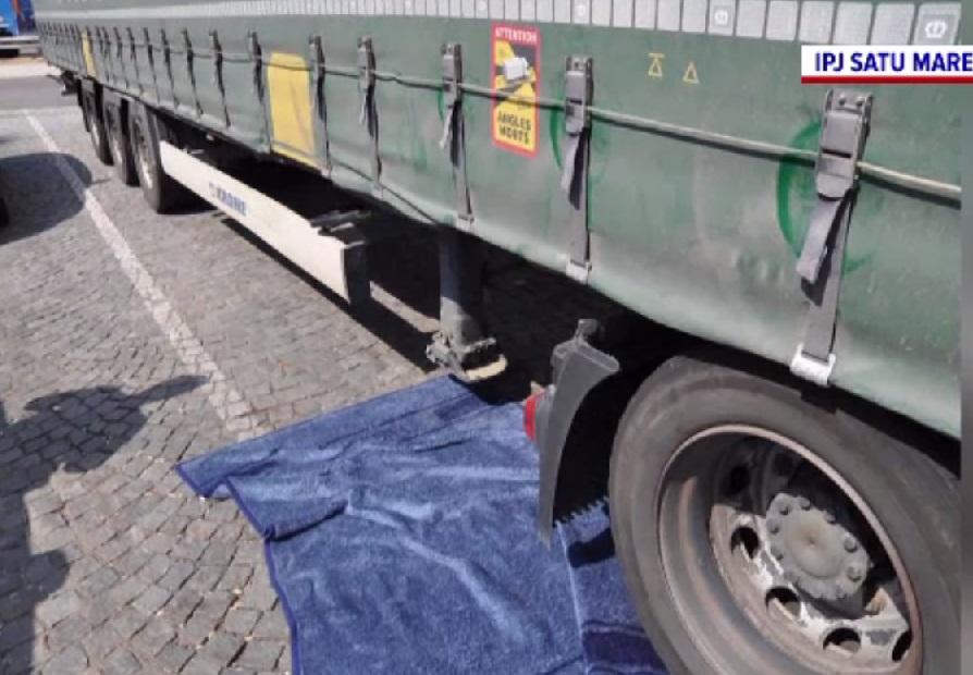 Un șofer care a lovit mortal un bătrân și a fugit de la fața locului a fost prins în Austria