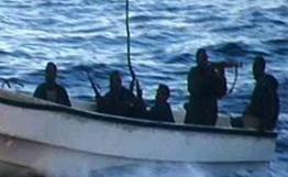 Inca un marinar roman a cazut in mainile piratilor somalezi