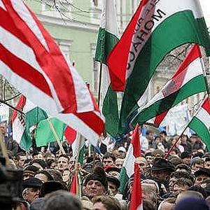 165 de ani de la Revolutia Ungara. Maghiarii din Romania au organizat manifestari in tot Ardealul