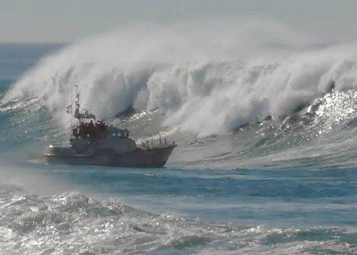 Un marinar rus mort, dupa un naufragiu din Marea Neagra