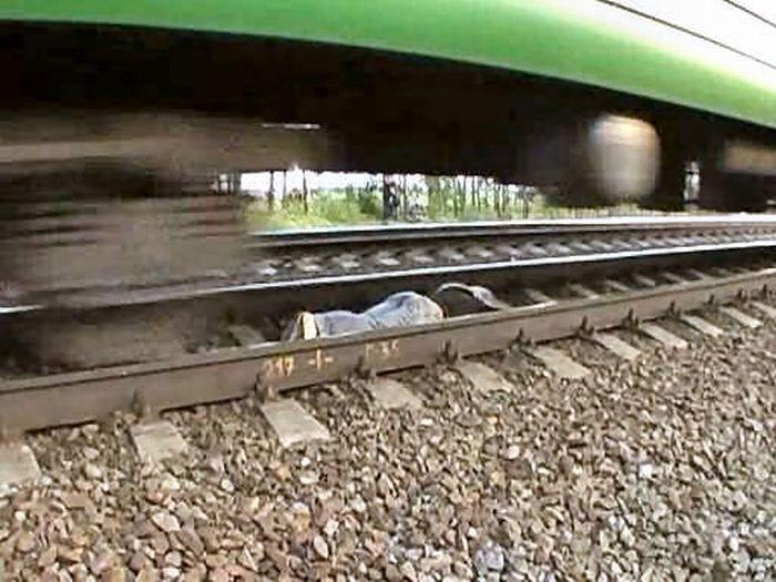 Tren deraiat in SUA! Cinci oameni au ajuns la spital