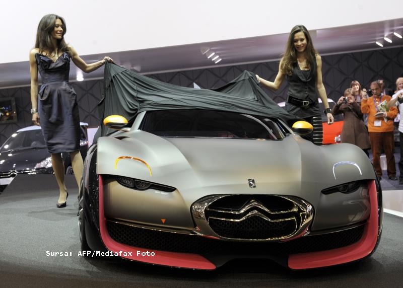Super-masini lansate la Salonul Auto de la Geneva! VEZI VIDEO!