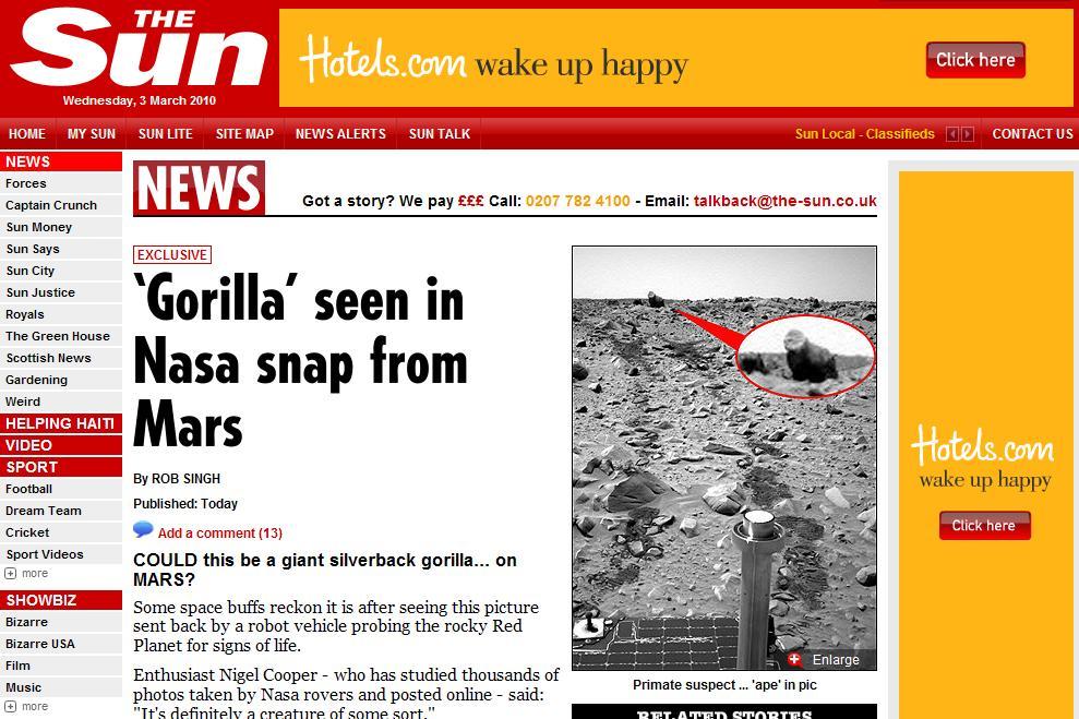 NASA a pozat o...
