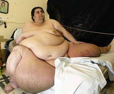 Cei mai grasi dintre grasi! Viata la 560 de kilograme