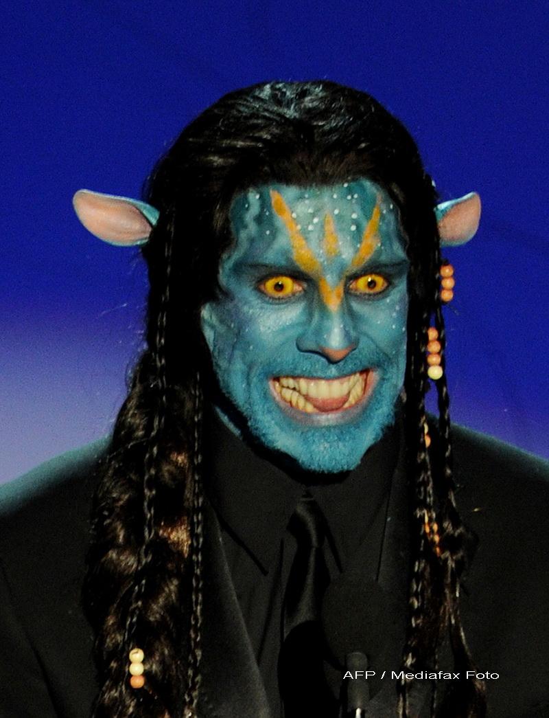 Isteria Avatar l-a prins si pe Ben Stiller! Uite cum a mers la Oscar