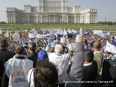 Noua runda de negocieri Guvern-sindicate incheiate cu o promisiune!
