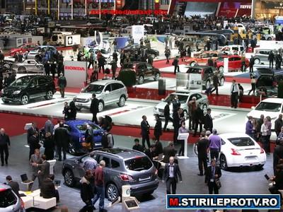 Salonul Auto de la Geneva este eco. Producatorii nu mai vor sa polueze