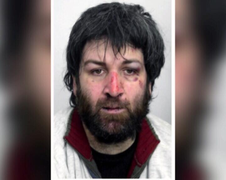 Criminalul evadat din Moreni, vazut de o batrana in comuna Visinesti