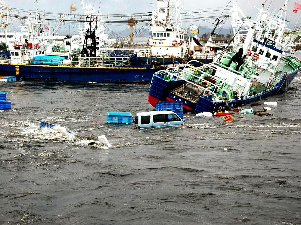 Noua alerta de tsunami in Japonia
