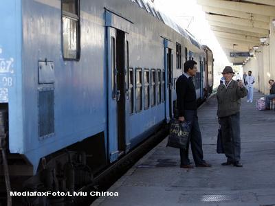 Trenurile care ajung si pleaca din Bucuresti Nord au intarzieri, dupa ce au fost furate componente