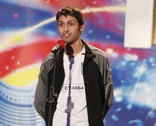 Cel mai comic numar la Romanii au talent: A mimat piesa