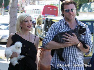 Sotul lui Tori Spelling, Dean McDermott, a recunoscut ca a inselat-o pe actrita americana