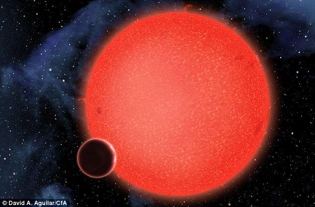Hubble studiaza un super-Pamant care are mai multa apa decat planeta noastra