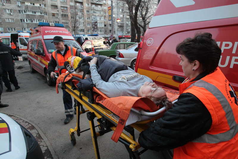 Cinci din cei sase raniti in atacul armat de la coafor au fost operati. Starea sanatatii victimelor