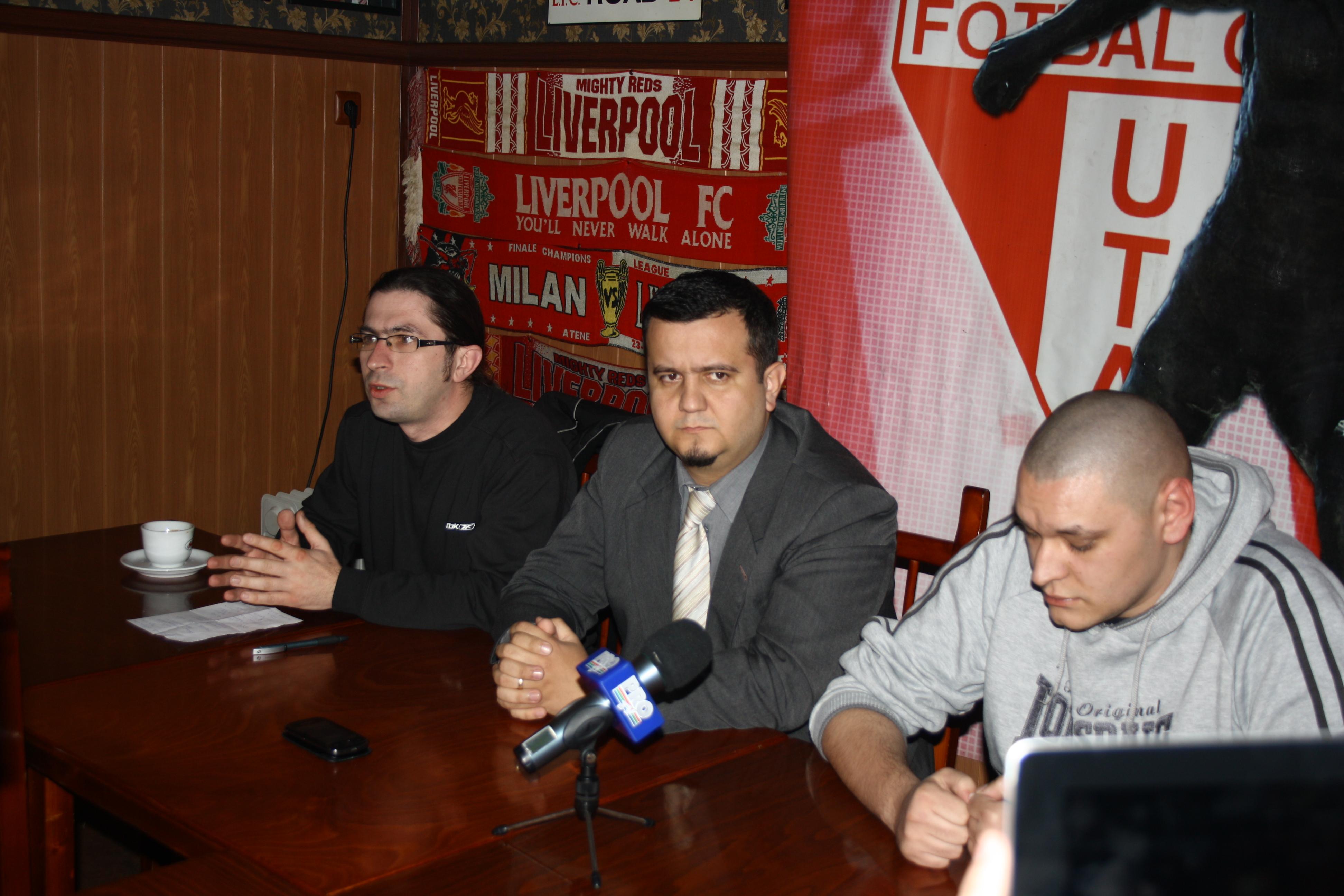 Fanii lui UTA si Poli vor organiza impreuna proteste anti FRF si LPF, chiar daca meciul s-a anulat