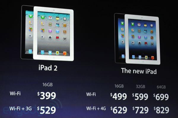 iPad 3 a fost lansat. Preturi, dotari si imagini cu noua tableta Apple. LIVE TEXT de la lansare