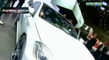 Mercedes a lansat la Geneva cea mai luxoasa limuzina sport. Consuma cat o Dacie