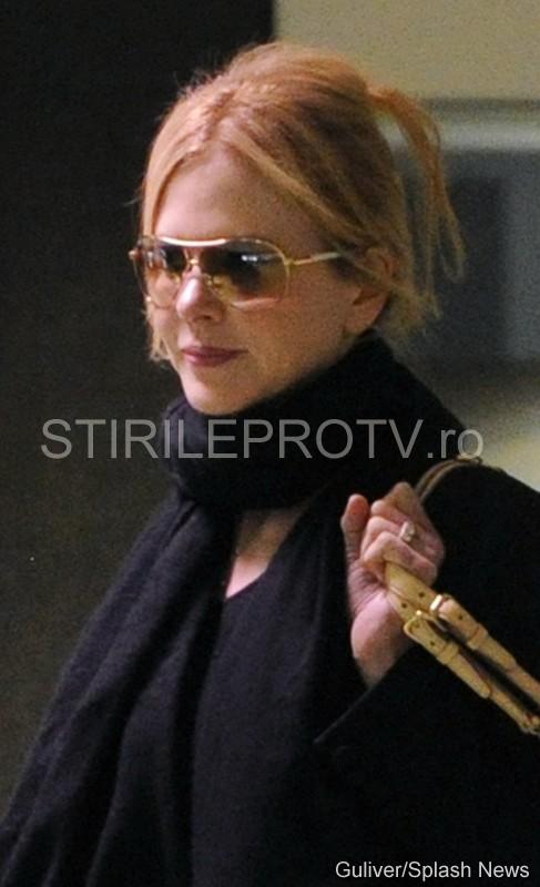 Nicole Kidman este in doliu. Tatal vedetei, in varsta de 80 de ani, a murit in Singapore
