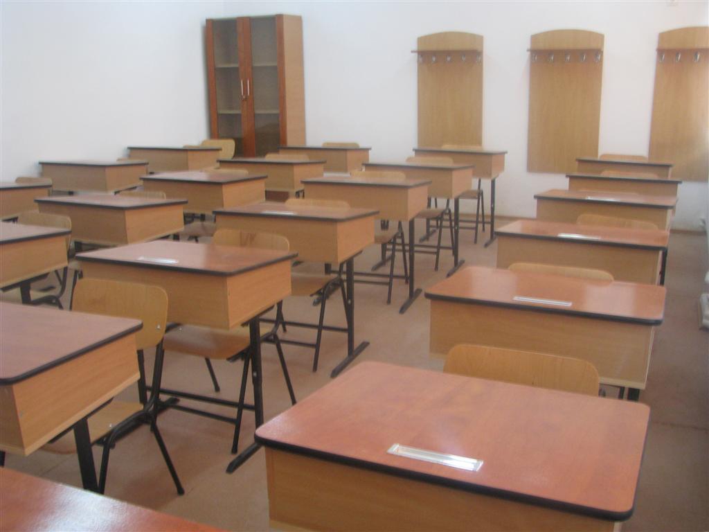 Scoala la care invata eleva decedata in urma unei viroze isi suspenda cursurile pentru dezinfectie