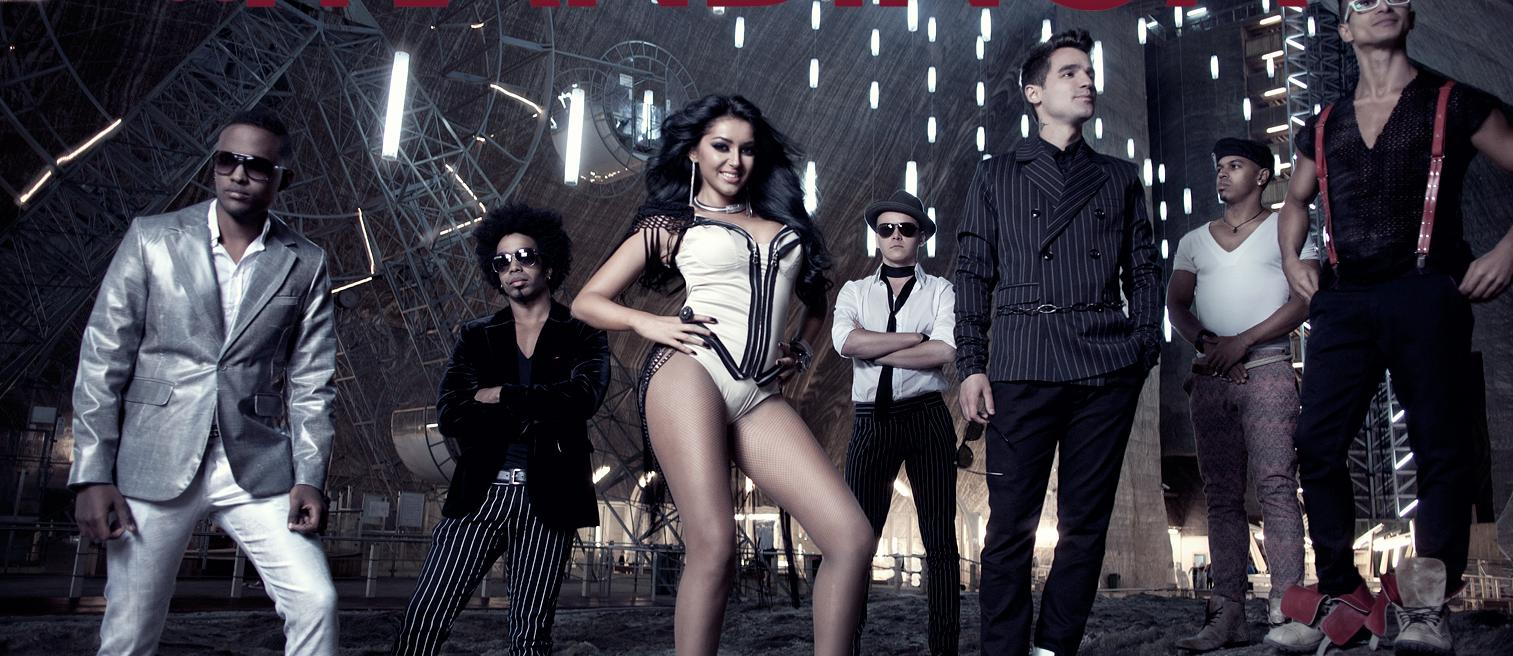 Trupa Mandinga va reprezenta Romania la Eurovision cu piesa Zaleilah. Asculta melodia