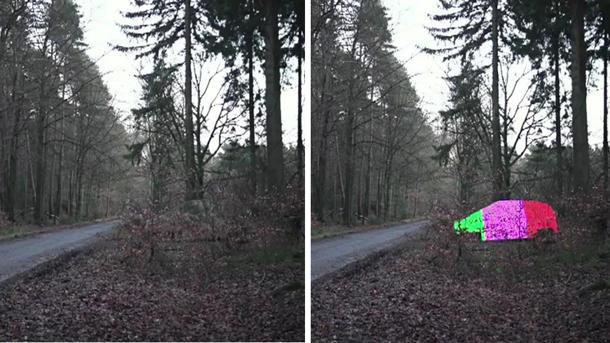 Mercedes a cheltuit 263.000 de dolari pentru aceasta iluzie optica. Campania inspirata de James Bond