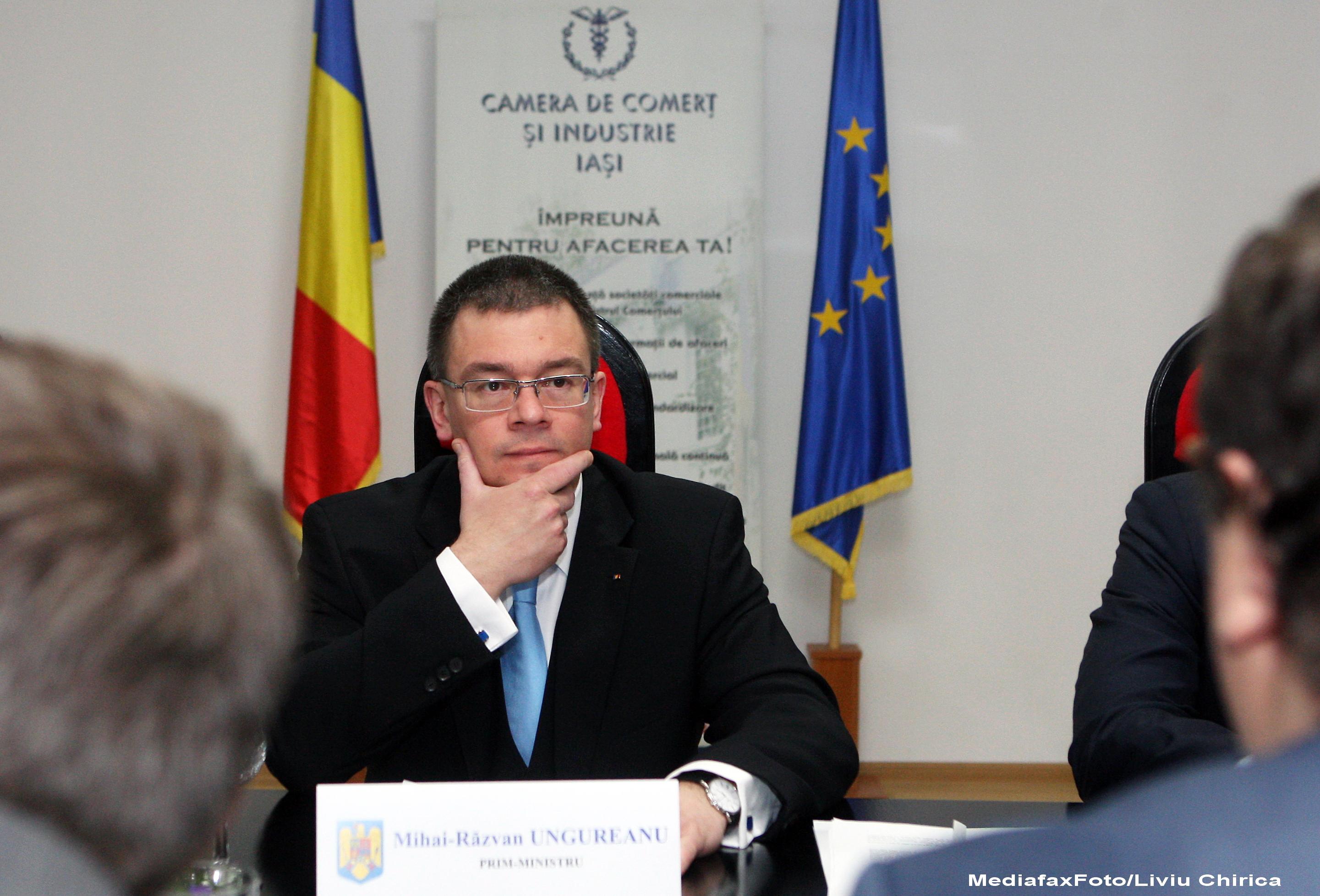 Alegeri prezidentiale 2014. Ungureanu, pe locul 2 in sondajele dreptei, dupa Iohannis: