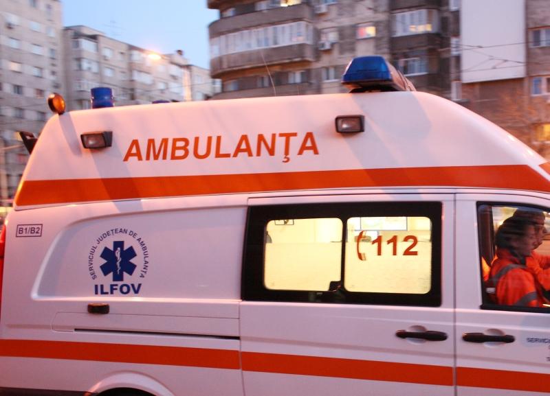 Accident de munca pe un santier al Universitatii din Craiova. Un muncitor a murit strivit