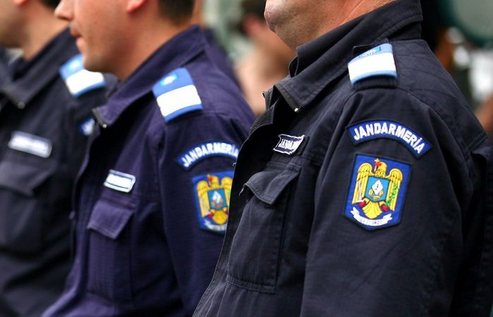 140 de jandarmi din Mures sunt trimisi la Iasi sa asigure ordinea publica