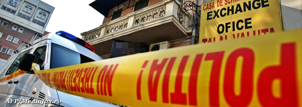 O casa de amanet din Cluj a fost sparta azi-noapte de indivizi inca necunoscuti