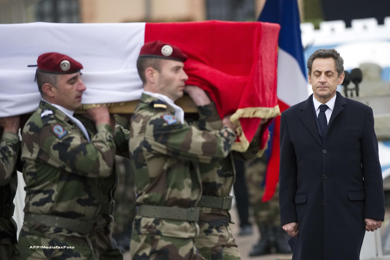 Alegeri in Franta. Nicolas Sarkozy a crescut in sondaje dupa atacurile din Toulouse