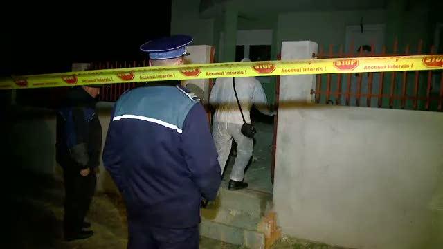 Femeia care a fost impuscata acum cateva zile de sotul ei, fost ofiter MAI, a murit in spital
