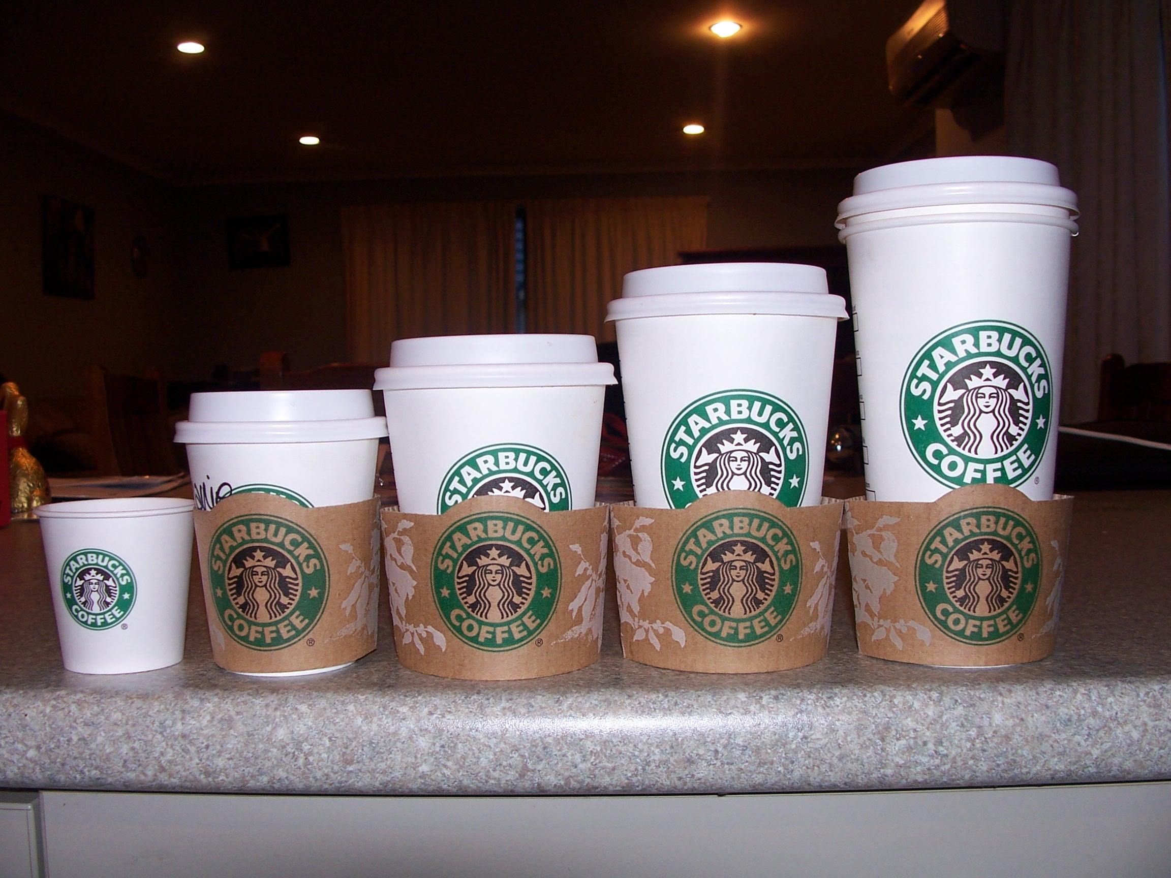 Starbucks recunoaste ca foloseste la prepararea bauturilor un extract din gandaci